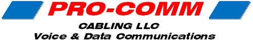 Pro-Comm Cabling LLC